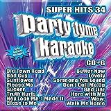Party Tyme Karaoke: Super Hits 34 (Various Artists)