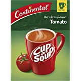 CONTINENTAL Cup-A-Soup | Tomato, 4 pack, 80g