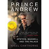 Prince Andrew: Epstein and the Palace - as featured on ITV News (Consortium Book Sales)