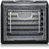 Sunbeam DT6000 Food Lab Electronic Dehydrator | Food Dryer | 8 Temperatures | Countdown Timer | for Fruit, Veg, Meat, Fish, B