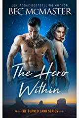 The Hero Within (The Burned Lands Book 3) Kindle Edition