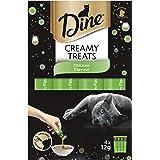 DINE Creamy Treats Chicken Flavour Cat Treats, Adult, 32 x 12g pack