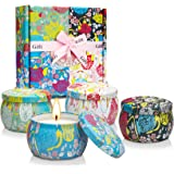 Yinuo Mirror Candles (Flower 4 Pack)