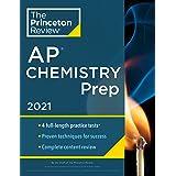 Princeton Review AP Chemistry Prep, 2021: 4 Practice Tests + Complete Content Review + Strategies & Techniques