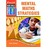 Excel Basic Skills Workbook: Mental Maths Strategies Year 2