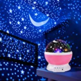 Shayson プラネタリウム 家庭用 スタープロジェクターライト 星空ライト 寝かしつけ用おもちゃ スターナイトライト…