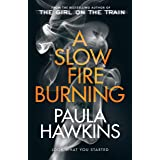 A Slow Fire Burning: The addictive new Sunday Times No.1 bestseller from the author of The Girl on the Train