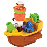 TOMY Bath E71602 Pirate Ship Bath Toy