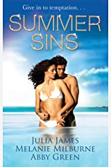 Summer Sins - 3 Book Box Set (Bedded by Blackmail) Kindle Edition