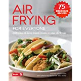 Dash DCB001AF Air Fryer Recipe Book for Healthier + Delicious Meals, Snacks & Desserts, Over 70+ Easy to Follow Guides, Cookb