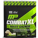 MusclePharm Combat XL Mass Gainer Powder, Vanilla, 12 Pound