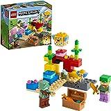 LEGO®Minecraft™TheCoralReef21164BuildingKit