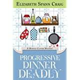 Progressive Dinner Deadly (Myrtle Clover Mysteries Book 2)