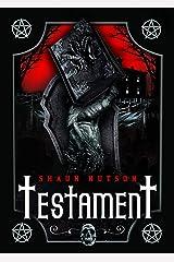 Testament: Sean Doyle is back...hell waits Kindle Edition