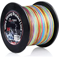ランケル(RUNCL) peライン 釣り糸 高強度 8本編み 5色 マルチカラー 100m 300m 500m 1000…