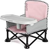 Summer Infant Pop 'n Sit SE Booster Chair (Sweetlife Edition), Bubble Gum