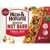 Nice & Natural Trail Mix Roasted Nut Bars with Greek Style Yoghurt, 192g