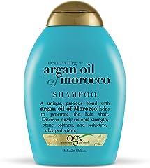 OGX Oil Shampoo, 13 Fl. Oz, Moroccan oil, 385 ml