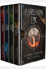 The Magelands Epic (Books 1-4) An epic fantasy boxed set Kindle Edition
