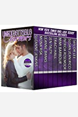 Unforgettable Charmers - Unforgettable Hunks (The Unforgettables Book 12) Kindle Edition