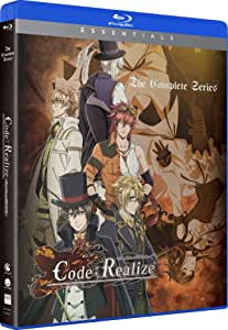 Code:Realize - Guardian Of Rebirth: The Complete Series [Blu-ray]
