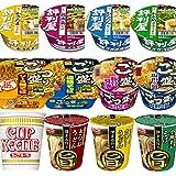 人気のカップ麺 12種類(カップヌードル1個・ごつ盛り4個・まる旨3個・評判屋4個の合計12個) 詰め合わせセット