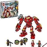 LEGO® Marvel Avengers Iron Man Hulkbuster Versus A.I.M. Agent 76164 Building Kit