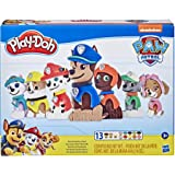Play-Doh PAW Patrol Hero Pack Arts and Crafts Toy for Kids 3 Years and Up with 13 Non-Toxic Play-Doh Colors