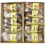 丸市食品 焼き魚セット 西京焼き [ 冷凍食品 ] 新鮮 厳選素材 食べ比べセット