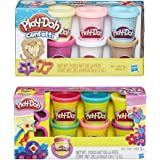 Play-Doh Set of 2 - Confetti and Sparkle Compound Collections