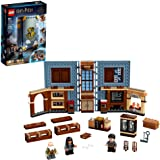 LEGO Harry Potter Hogwarts Moment: Charms Class 76385 Professor Flitwick's Class in a Brick-Built Book Playset, New 2021 (255