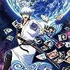 銀魂 - 坂田銀時 (さかたぎんとき) ばら撒かれる写真 iPad壁紙 71597