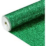 Sov Sparkly Superfine Glitter Leather Sheets Shiny Faux Fabric Canvas Perfect for Craft DIY Handmade Projects Patchwork Bow C