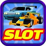 Fast Furious Car Racing Slot - Motorcycle Free Spin Win Casino Vegas Progressive Jackpot Poker Machine Game
