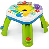 Bright Starts Having a Ball Get Rollin' Activity Table, Multi-Coloured (10734-2-W11)