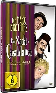 Marx Brothers - Eine Nacht in Casablanca [Import allemand]