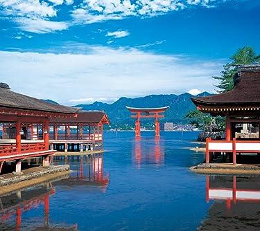 世界遺産  iPhone/Androidスマホ壁紙(960×854)-1 - 厳島神社