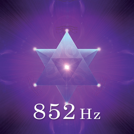 852 Hz Solfeggio Sonic Meditation by Glenn Harrold & Ali Calderwood