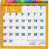 高橋 2022年 カレンダー 卓上 A6変型 E138 ([カレンダー])