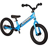 Strider - 14X 2-in-1 Balance to Pedal Bike Awesome Blue