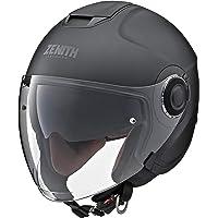 ヤマハ(Yamaha) バイクヘルメット ジェット YJ-22 ZENITH サンバイザーモデル セミフラットブラック…