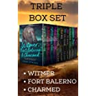 Triple Box Set (Witmer + Fort Balerno + Charmed) 11 Books: Small Town Western Military Steamy Romance
