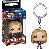 FUNKO POP! Keychain: Marvel - Captain Marvel - Captain Marvel