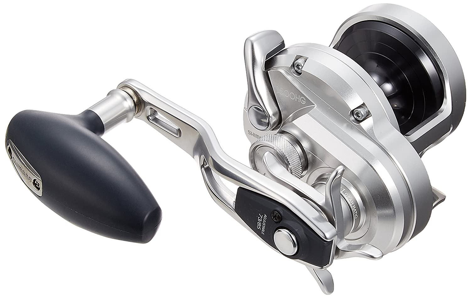 Shimano (SHIMANO) bait reel jigging 17 Oshiajiga 1500HG right hanJapan import