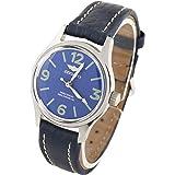 [ゼガト] 腕時計 Z-BL6514 メンズ 正規輸入品 ブルー