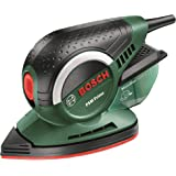 Bosch Detail Sander PSM Primo (50 Watt, 11 x Sanding Sheets Included, in Box)