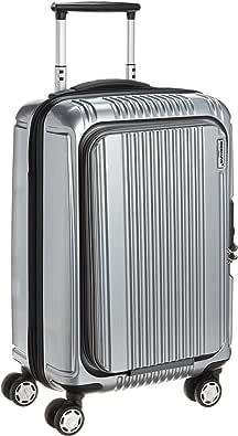 [バーマス] スーツケース ジッパー プレステージ2 フロントオープン 機内持ち込み可 60261 34L 49 cm 2.9kg