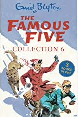The Famous Five Collection 6: Books 16-18 (Famous Five: Gift Books and Collections) Kindle Edition