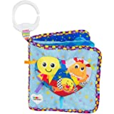 LAMAZE Fun with Feelings Soft Book, Multi-Colour (L27935AUT)