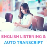 English Listening with Transcript Subtitle